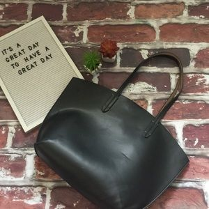Black Basic work bag